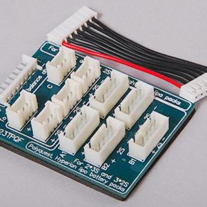 Connecteur pour balancer 2S – 6S (CCB-723TPQF)