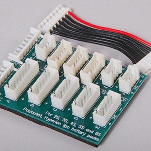 Connecteur pour balancer 2S – 6S (CCB-7TPQF)