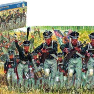 Infanterie Russe Guerre Napoléonienne (ita6073) 1/72