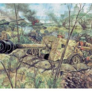 PAK 40 AT & artilleurs (I6879)