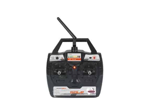 -Hélico SOLE SINGLE Blade 2,4Ghz RTF (J037550)