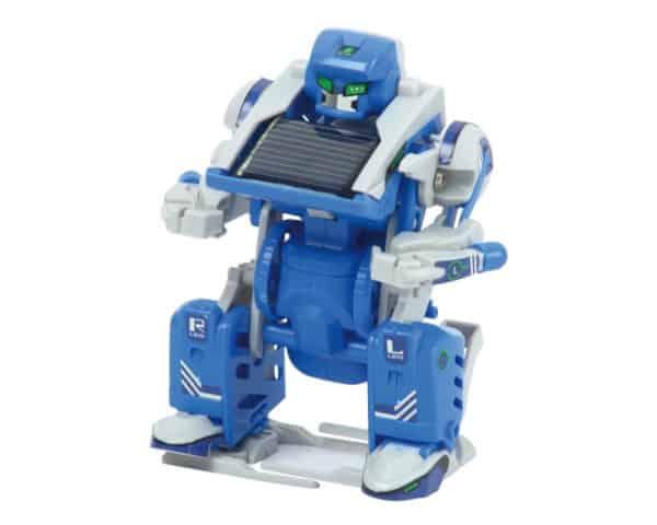 Robot Solaire Solar KIT Transforming (J400235)
