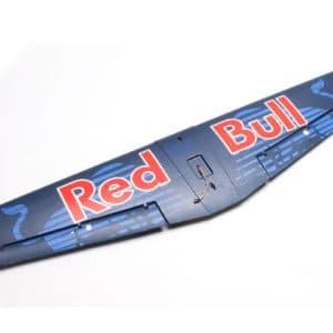 AILES (AVEC 2 SERVOS) EDGE EPP RED BULL / BESENYEI (K.A0355-11BE