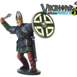 Moule Les Vikings (PA962) : Viking Huscarl – 40 mm