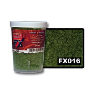 Flocage Vert Foncé Prince August (PAFX016)
