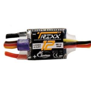 Contrôleur  12A TRIXX V3 RC SYSTEM (MRCSC0201)