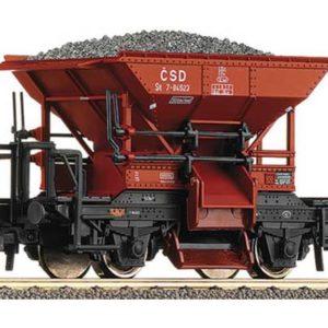 Wagon à ballast, CSD Rép. Tchèque (R66416)