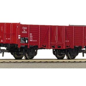Wagon tombereau, CSD Rép. Tchèque (R66654)
