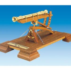 Canon espingole à gargousse en bois 280mm 1/17 (SF068803)