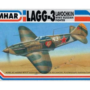 Lavotchkin LAGG-3 (emhar-1052002) 1/72