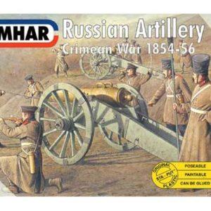 Artillerie russe Guerre de Crimée 1/72 (1057208) PERSONNAGES