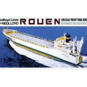 Bateau ROUEN NEDLLOY (Imex-105880) 1/450 Bateaux (maquettes plastique)