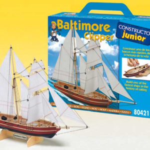 BALTIMORE CLIPPER Kit à construire à partir de 10 ans (12680421)