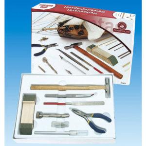 Coffret outils 1 pour construction de bateaux Constructo (SF1268