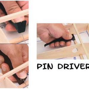 Épingles Pin Driver guide pour épingles Great Planes (SF1718050)