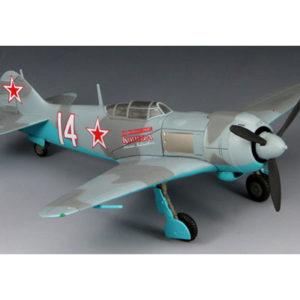 LA-5FN LAVOTCHKIN – maquette métal peinte (MHDSM2001) 1/72