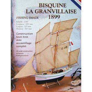 "Bisquine ""La Granvillaise"" (SOCLBG1050)"