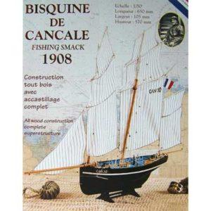 """Bisquine de Cancale """"Le Petrel"""" 1908 (SOCLLP1010)"""
