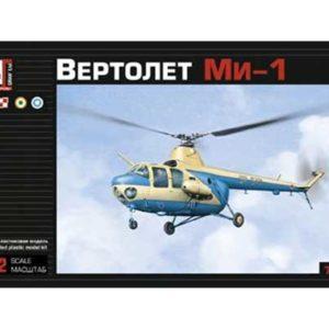 "Hélicoptère Mil Mi-1 ""Hare"" (VOK7207) 1/72"