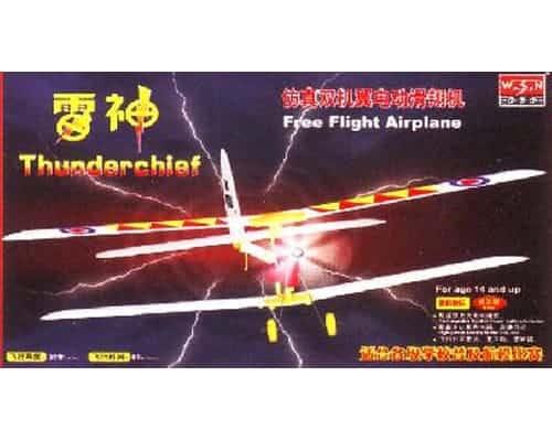 Thunderchief vol libre (WAS06009)
