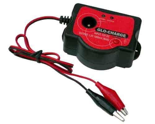 Chargeur pour chauffe bougie soquet 12V (MHDZ032070)