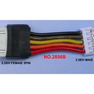 Adaptateur balancer 4S JST XH FEMELLE / JST EH MALE (MHDZ032856B Connecteurs pour balancer