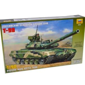 Char russe T-90 (zvezda-3573) 1/35