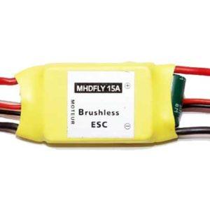 Contrôleur  15A MHDFLY pour moteur brushless (MHDZ54150)