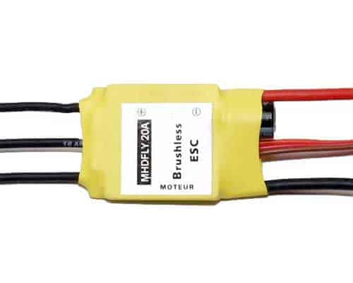 Contrôleur  20A MHDFLY pour moteur brushless (MHDZ54200)