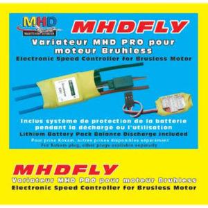 Contrôleur  25A MHDFLY pour moteur brushless (MHDZ54250P)