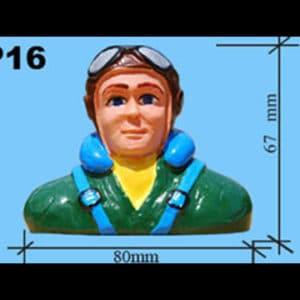 Pilote Civil  80 x 67 x 33 mm (SFZ58P16)