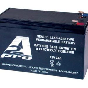 Batterie 12V /  7 Ah pour démarreur (A2P112070)