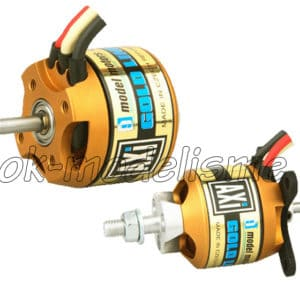 Moteur ( 69,5g.) Brushless AXI 2217/16 Gold Line +Kit fixation