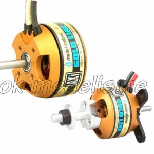 Moteur (106g.) Brushless AXI 2814/10 Gold Line +Kit fixation