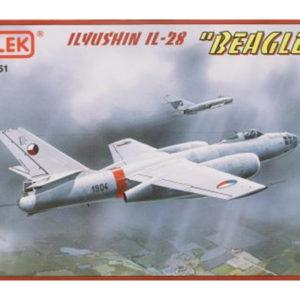 Iliouchine Il-28, Beagle (BILEK-951) 1/72