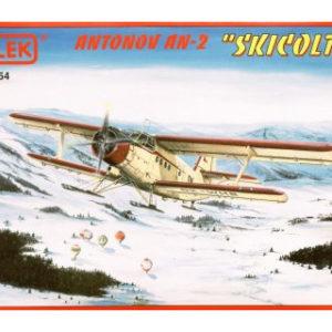 Antonov An-2 sur skis (BILEK-954) 1/72 1/72