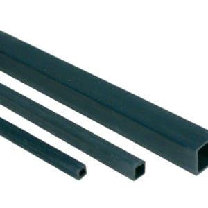 Carré carbone 2,5 x 2,5 x 1000 mm (G5229.2,5.2,5)