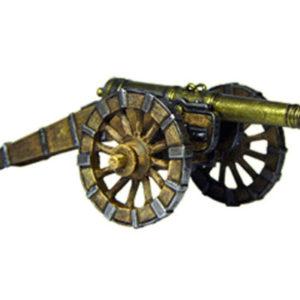 Figurine à peindre: Canon de 12 livres (dbm1111)