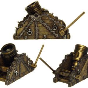 Figurine à peindre: Mortier de 14 pouces (dbm1117)