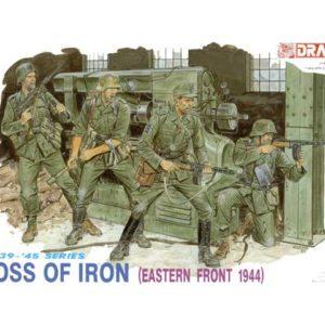 Infanterie front Russe (dragon-6006) 1/35