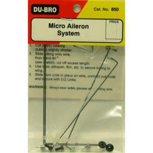 Micro Commandes Aileron DuBro (SF133850)