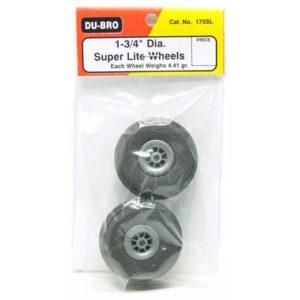 Roues 45mm super légères – 4,41 g., par 2 (SF133175SL)