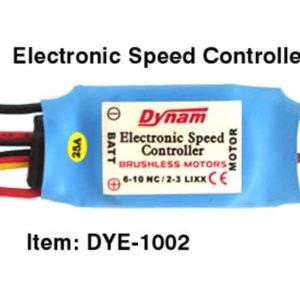 Contrôleur  25A Dynam (DYE1002)