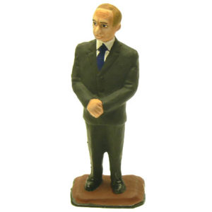 Figurine de collection VLADIMIR POUTINE
