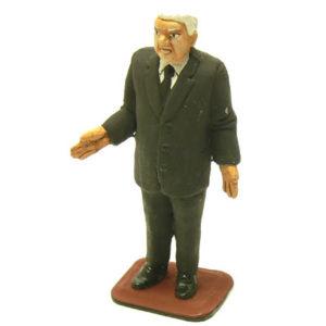 Figurine de collection BORIS ELTSINE