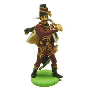 Figurine de collection HUSSARD RUSSE (fig209)
