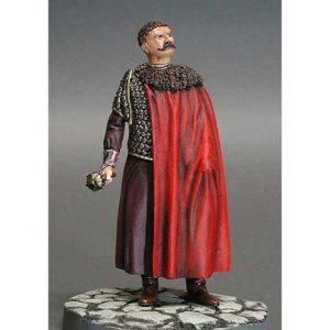 Figurine à peindre: Hetman Jan Sobieski (mmo)
