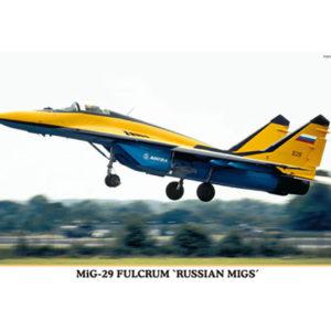 """Mig-29 """"Fulcrum"""" (HAS00965) 1/72"""