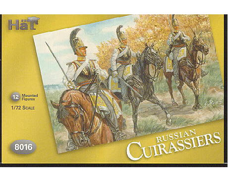 Cuirassiers Russes (hat8016) 1/72