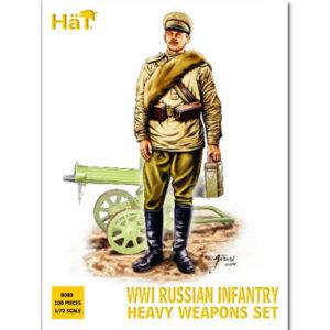 Infanterie Russe 1ère Guerre mondiale (hat8080) 1/72